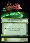 The Spirit of Mars(TG****98/120)