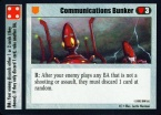 Communications Bunker(CC *)
