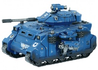 Predator Ultramarines version Destructor