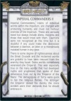 Imperial Commanders II(HH 17/55)