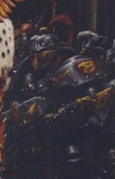 "200?/3 : ""The Emperor vs Horus"" (poster - Black Library)"
