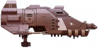 Land Speeder Tempest des Revilers