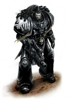 Capitaine Servais de la Raven Guard. 4