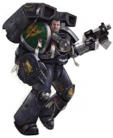 Marine d'Assaut des Dark Angels. 3